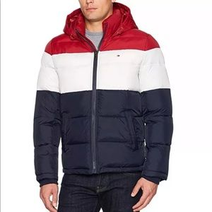 Tommy Hilfiger Mens Insulated Puffer Jacket BNWT!